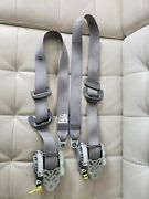 Toyota Sienna Left And Right Front Seat Belts And Buckles 2005-2010