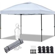 10and039x10and039 Ez Outdoor Pop Up Canopy Party Commercial Folding Tent Shelter Gazebo