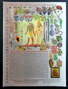 2011 Sadigh Gallery Ancient Artifacts And Coins At Wholesale Prices Magazine Ad