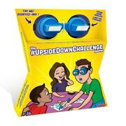 The Upside Down Challenge Game For Kids And Family Upside Down Goggles Included