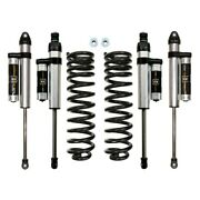 For Ford F-250 Super Duty 17-19 Suspension Lift Kit Icon 2.5 X 0 Stage 2 Front