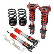 For Ford Mustang 2015-2018 Godspeed Project Mono Maxx Front And Rear Coilover Kit