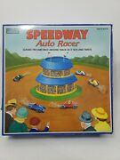 Schylling - Speedway Auto Racer Tin Car Race Track