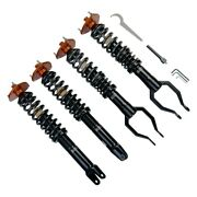 For Bmw 128i 08-13 Coilover Kit 0.4-2.4 X 0.4-2.4 5100 Series Ni Front And