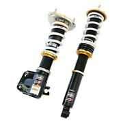 Hks 0-4.5 X 0-3.7 Hipermax Dand039 Nob Spec Front And Rear Lowering Coilover Kit