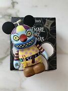 Disney Vinylmation 3 Nightmare Before Christmas 2 Clown Chaser With Box