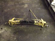 Cub Cadet 1650 1450 1250 Front Axle And Spindles