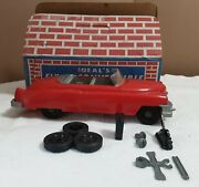 Used Idealand039s Fix It Convertible With Box And Tools Front Wheel Broke