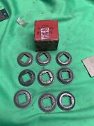 Lot Of 9 Lucas 291971 Starter Drive Distance Washer For 25022 M35g See Images