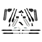 For Ford F-250 Super Duty 17-18 4 X 4 4 Link Front And Rear Suspension Lift Kit