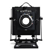 Frica 810f 8x10 Large Format Field Camera Aluminum Alloy With Graflock Back