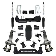 For Chevy Silverado 1500 19 Pro Comp 4 X 4 Front And Rear Suspension Lift Kit