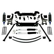 For Toyota Tundra 07-17 Pro Comp 7 Stage 2 Front And Rear Complete Lift Kit