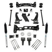 For Ford F-150 15-18 Pro Comp K4189bp 6 Stage 1 Front And Rear Complete Lift Kit