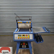 Lady Pack 45 Shrink Wrapping Machine Andpound1750 + Vat