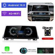 8-core Android 10.0 10.25 Inch Car Gps Navigation For Bmw 7 Series F01 F02 Cic