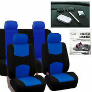 Car Seat Covers Best Full Covers In Blue For Car Suv Free Gift Dash Grip Pad