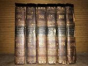Leather Setworks Of Thomas Moore First American Edition Complete Lord Byron