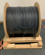 Fis Single Mode 12 Ct Fiber Optic Cable -approx. 5250 Feet -new-indoor/outdoor