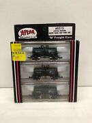 Atlas Freight Cars 5515 Special Edition Gatx Beer Can Tank Car 3 Pk N Scale