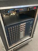 Avid Digidesign Venue D-show Stagerack 48 Ins - Ata Shock/flight Case And Power