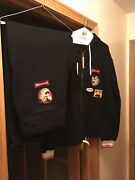 Iceberg History Andldquomuttleyandrdquo Sweatsuit Early 2000andrsquos 4xl Made In Italy