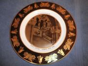 Vintage Syracuse China State Capitol Albany N.y. Dinner Plate Nys Assembly Rare