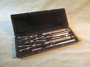 Drawing Instruments Vintage {technical Drawing} By Temple England