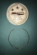 Chevy 1954 Horn Button Power Steering With Retaining Ring