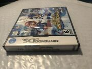 Mario And Sonic At The Olympic Winter Games Nintendo Ds Brand New Factory Sealed