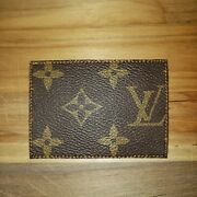 New Brown Leather Lv Patch Sufdef Forward Observations Group Wrmfz Goonin Goons