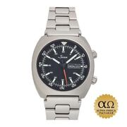 Sinn Ref.240.st Stainless Military Space Menand039s Watch Sw220-1dm14 B16 Excellent