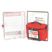North American Rescue 80-0582 Bleeding Control Station Kitclear/red