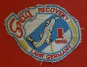 Royal Canadian Air Force Rcaf 1 Wing Germany Snag Patch / Badge