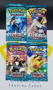 4x Pokemon Ex Power Keepers Booster Pack Factory Sealed 2007 Unweighed