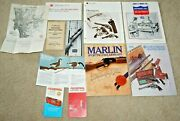 Vintage 1975 Gun Catalogs Smith And Wesson Marlin Ruger Firearms Rifles Pistols
