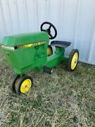 Antique John Deere Pedal Tractor Nos