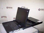 Acnodes Mkd6117 Lcd Monitor Keyboard Drawer Rack Console
