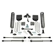 For Ford F-350 Super Duty 08-16 6 X 6 Basic Front And Rear Suspension Lift Kit