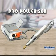 Medicool Pro Power 20k Portable Electric Manicure And Pedicure Nail File New 2021