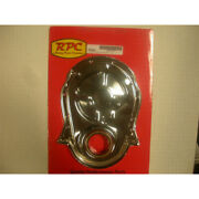 Rpc Engine Timing Cover R4935raw Raw Steel For 1965-1990 Chevy 396-454 Bbc