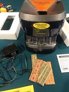 Mag-nif Accu Wrapper Coin Sorter Digital Coin Counting Selling For Parts Broken
