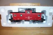 Lionel Train 17638 Rock Island Line Extended Vision Caboose