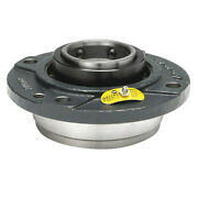 Moline Bearing 19231303 Flange Mount Bearing10 1/4 In H Overall