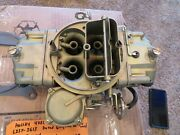 1966 Chevelle 396/375 Hp 4 Bbl Holley Carb-gm3893229-list 3613 Dated-633-restor