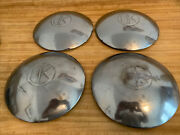 1949 Kaiser Special Deluxe Hubcap Dog Dish Wheel Cover Set Of 4 10 Inch Od Oem