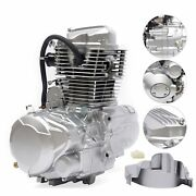 4-stroke 200cc 250cc Engine With Manual Transmission 5 Speed Atv Motor Vertical