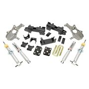 For Chevy Silverado 1500 19-20 Belltech 2-4 X 6 Front And Rear Lowering Kit