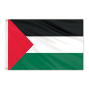 Global Flags Unlimited Cc00134 Clearance State Of Palestine 4'x6' Nylon Flag