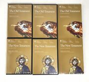 The Great Courses Old Testament And New Testament 24 Disc Dvd Set And 2 Guidebooks